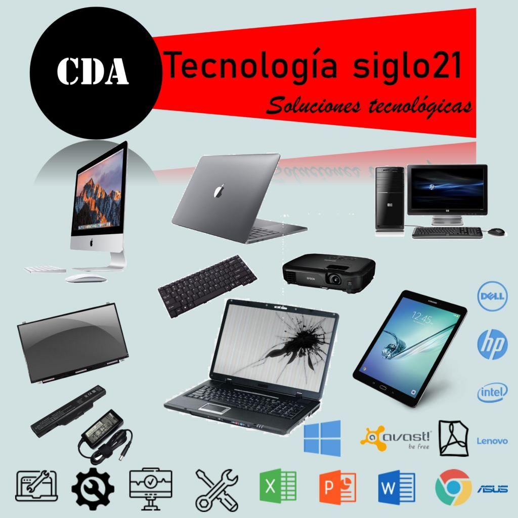 Servicio Tecnico Profesional en Computadoras y Laptops