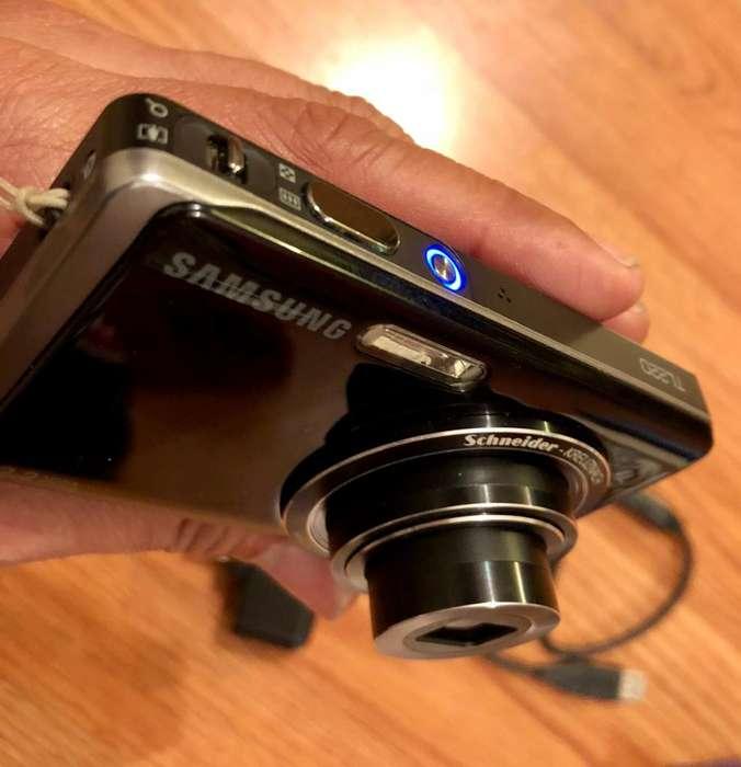 camara Samsung TL220 12.2MP Dig Camera 4.6X Opt 3 In LCD
