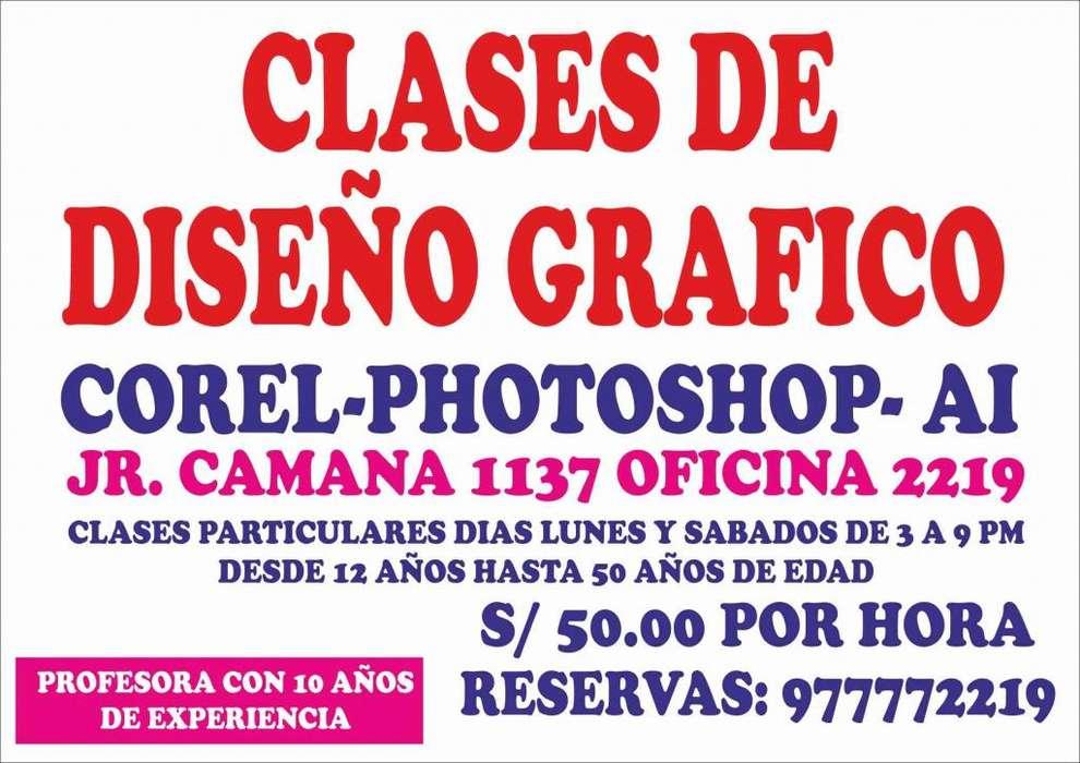 CLASES DE DISEÑO Y <strong>computacion</strong>