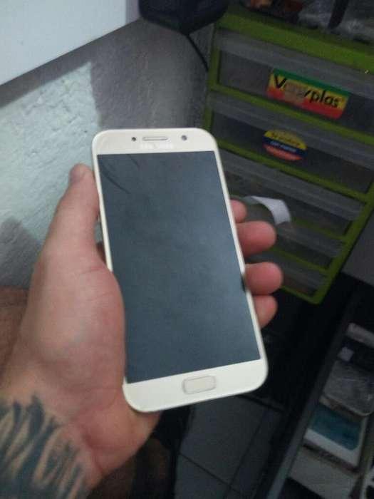 Samsung A5 2017 Gold Aqua