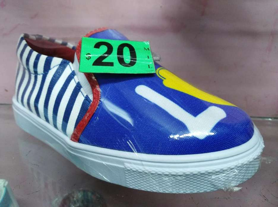 Zapatos para niños 22y23 JC230LO Mira Mami
