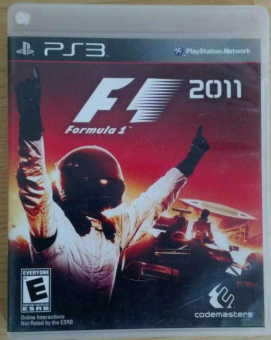 F1 Original Físico Ps3
