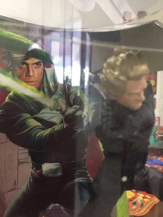 Luke Skywalker Figura de Coleccion