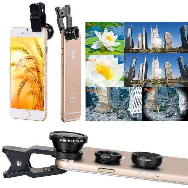 Lentes 3 En 1 Ojo De Pez Para Samsung Iphone Gruponatic San Miguel Surquillo Independencia La Molina 941439370
