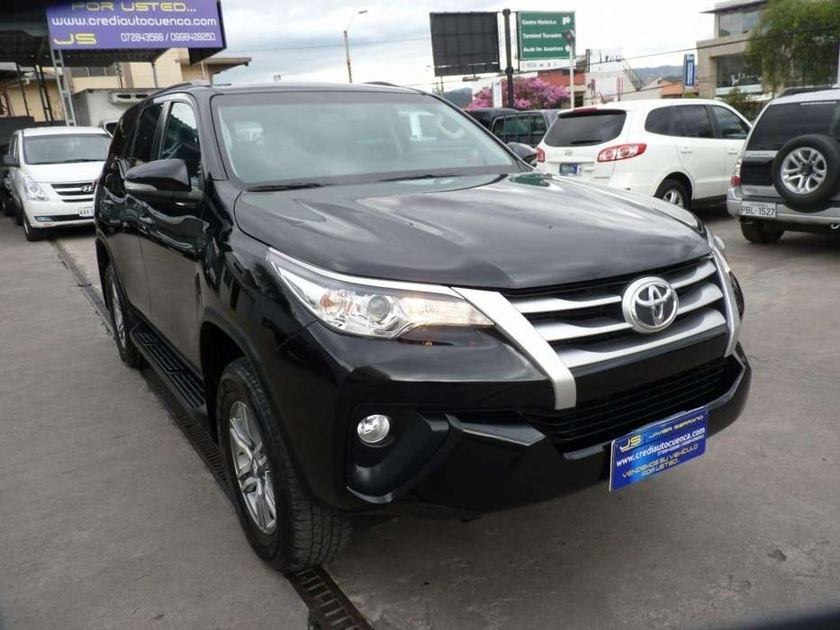 Toyota Fortuner 2018 - 30960 km