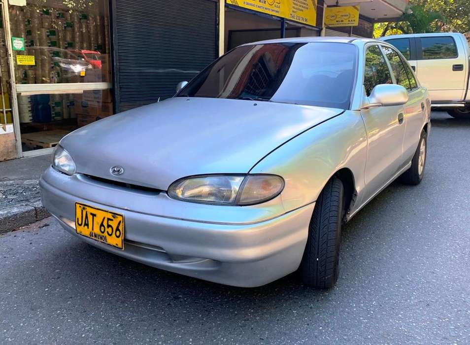 <strong>hyundai</strong> Accent 1996 - 260000 km