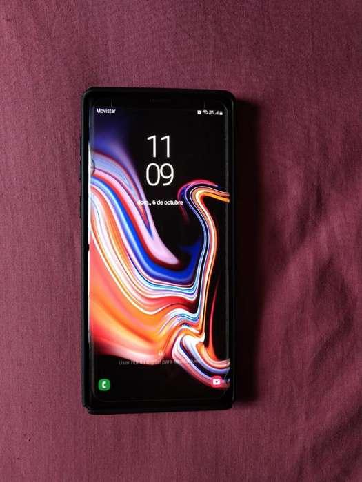 Samsung Note 9 a La Venta
