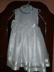 Vestido para Fiesta O Bautismo Gasta 2añ