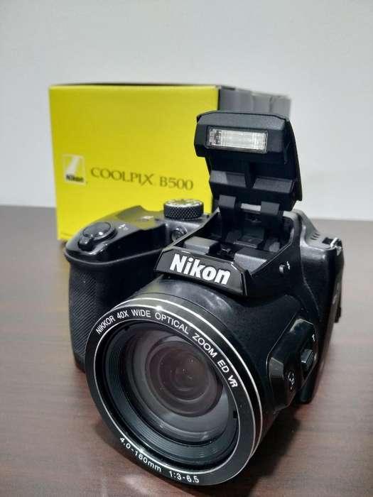 Nikon Coolpix B500 Semiprofesional