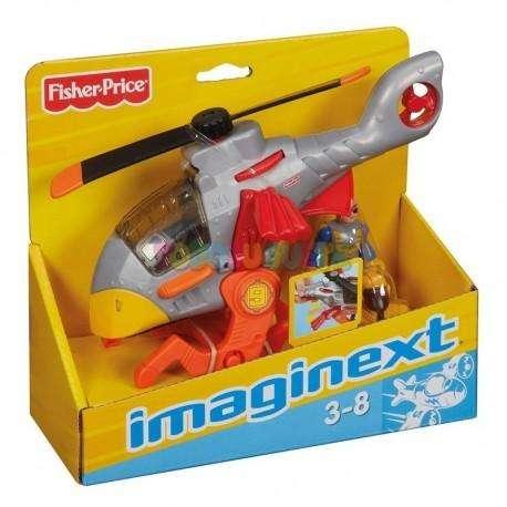 Helicóptero Imaginext