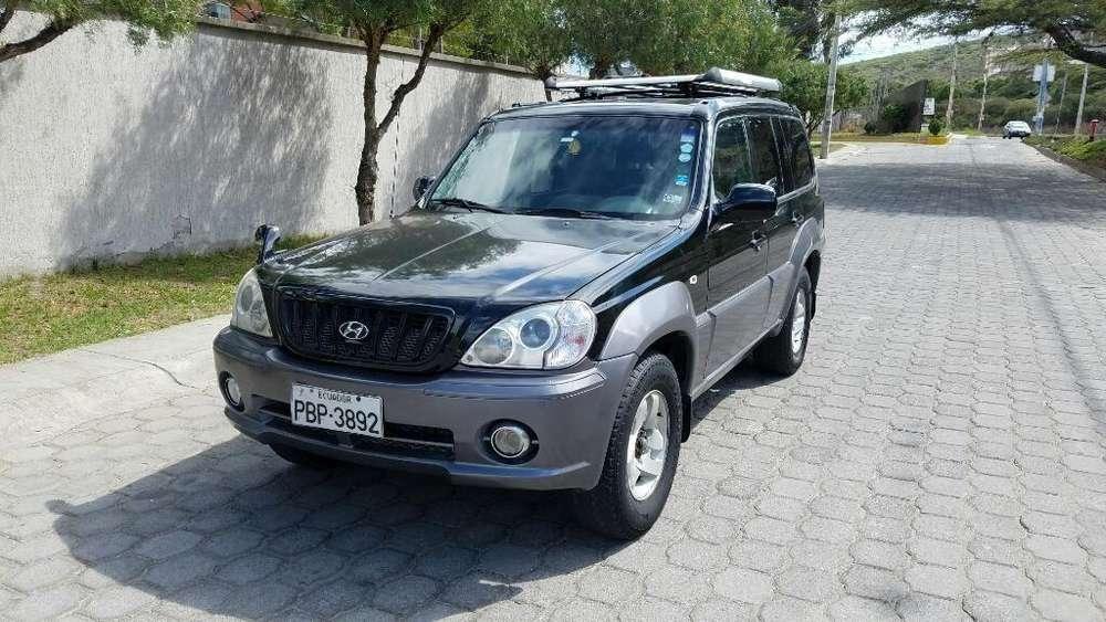 Hyundai Terracan  2005 - 270000 km