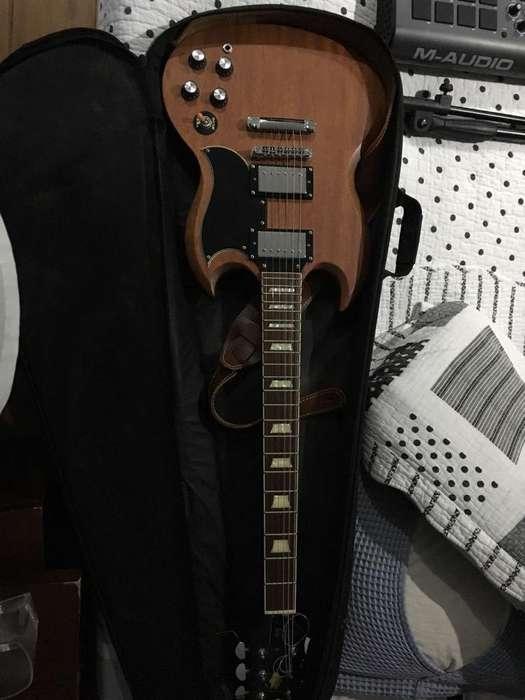 Guitarra Epiphone Sg 400 Worn G-400