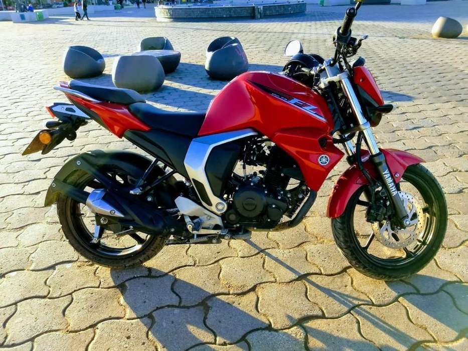 Vendo Yamaha Fz 2.0, Mod 2016, 8mil Km