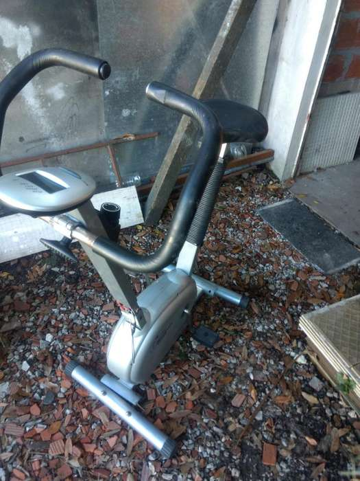 Bicicleta fija magnética Jet Stream