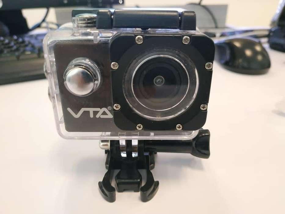 Camara VTA FHD Micro SD 32G