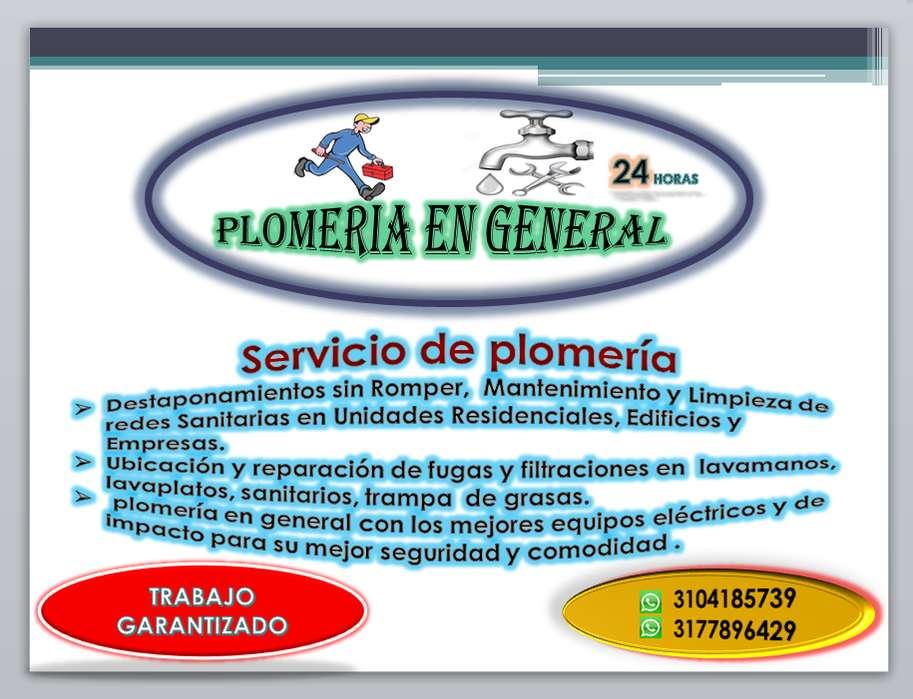 SERVICIO DE PLOMERIA 3104185739 3177896425 FIJO 5898623