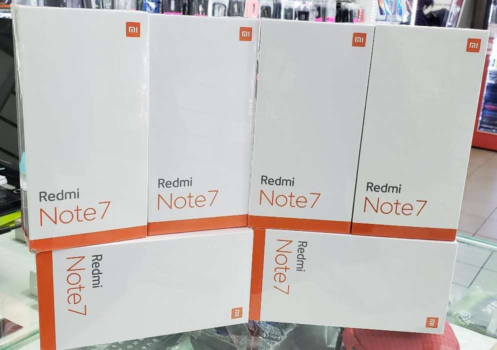Redmi Note 7 Version Global