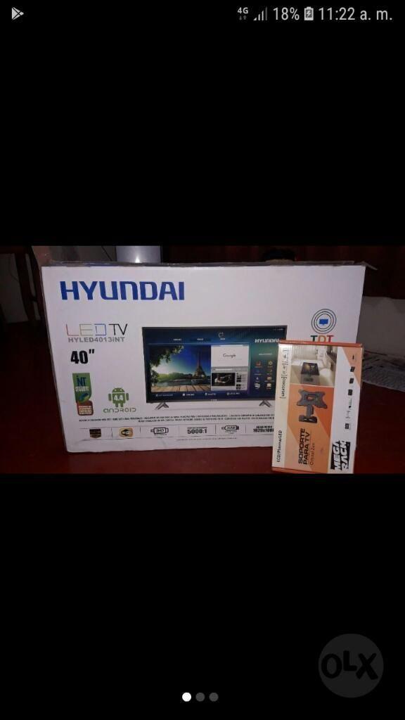 Tv Hyundai 40 Pulgadas