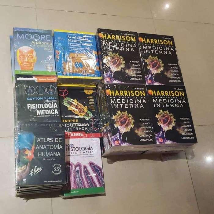 Libros de <strong>medicina</strong>