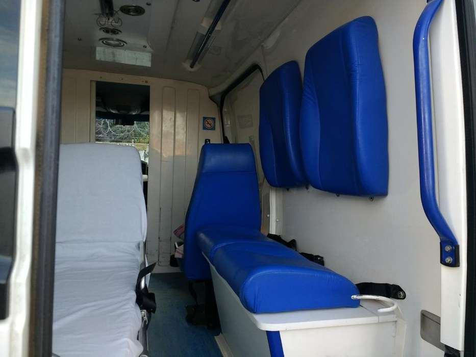 Ambulancias Mercedes Benz Sprinter