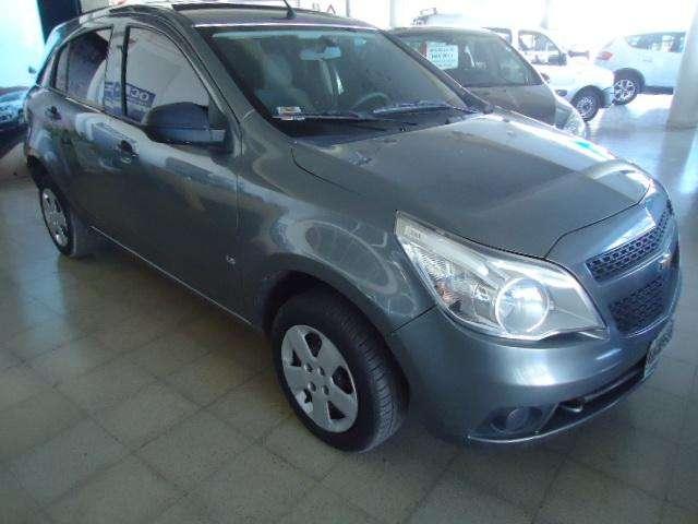 Chevrolet Agile 2011 - 120000 km