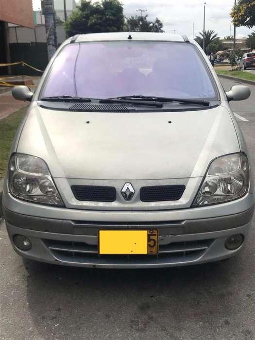 Renault Scenic  2003 - 187196 km