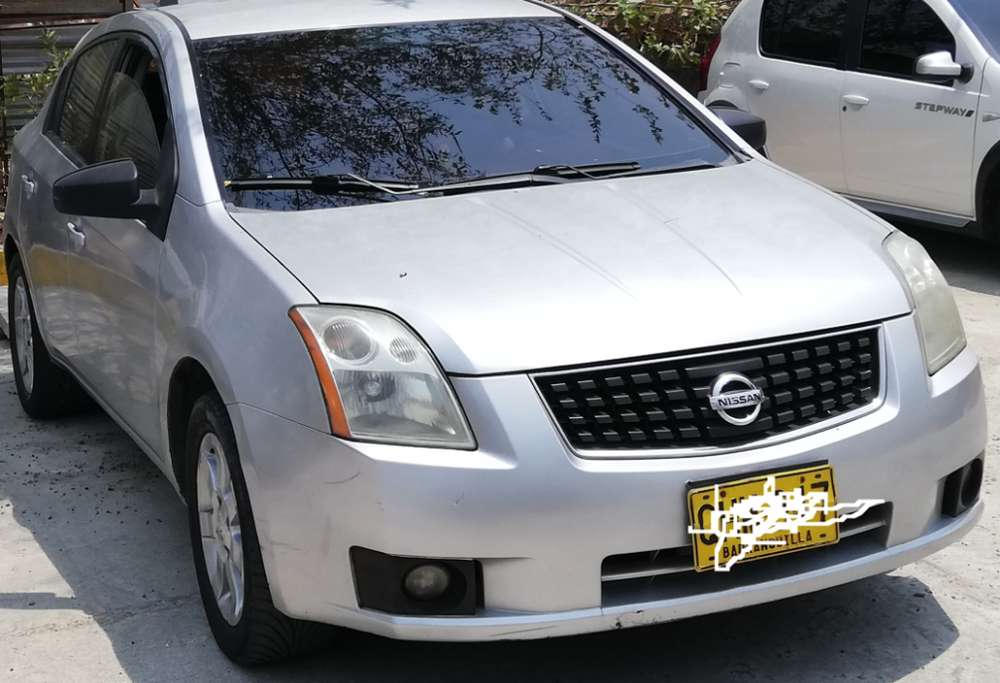Nissan Sentra 2007 - 84000 km