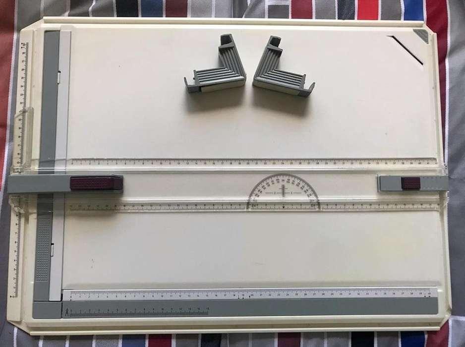 Tablero Dibujo técnico marca Rotring original