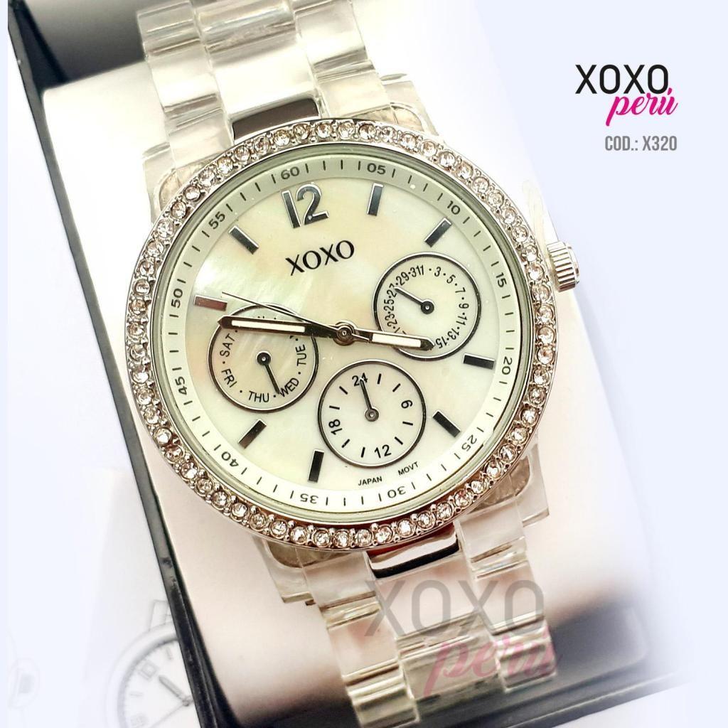 dc0c3395de61 Xoxo Relojes Importados Modelos A Escoger Correa transparente - Lima