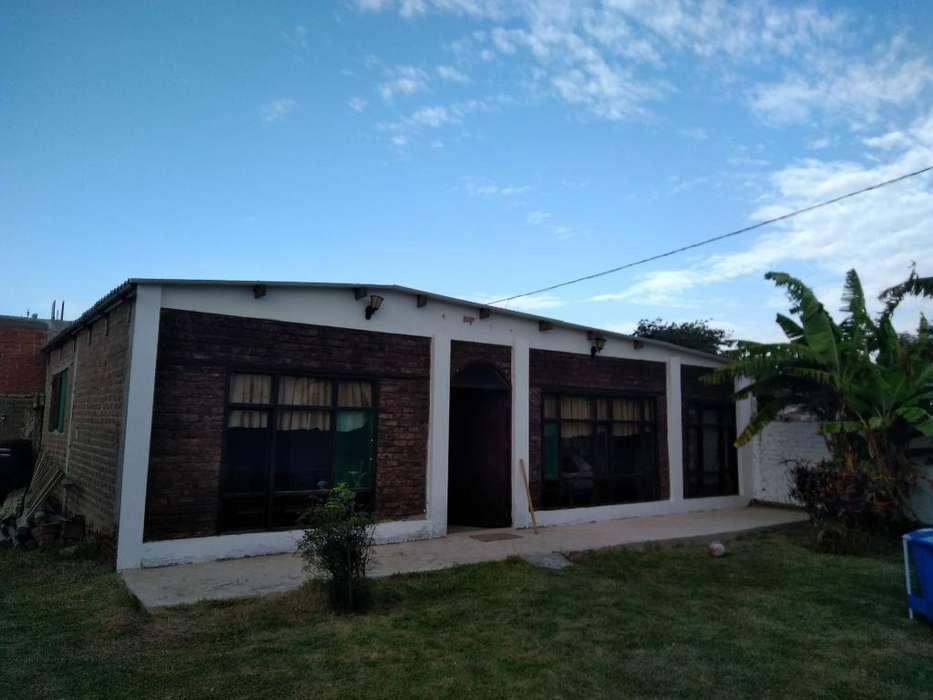 Casa Campo Fundo La Joyita Pimentel