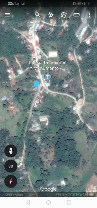 Vendo Finca Cafetera 1er Lugar en Chimbe