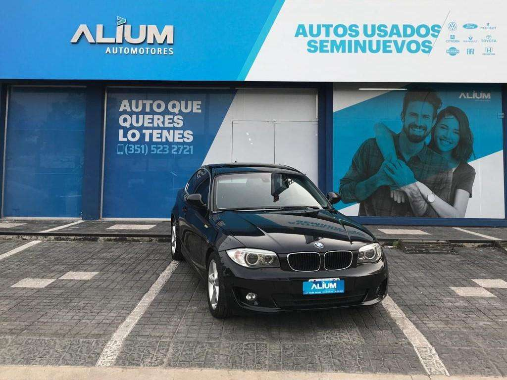 BMW 125i Coupe Executive AT 2012 Entrega 375.000 y cuotas! Solo DNI