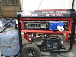 Grupo electrogeno honda 10 kva a a gas