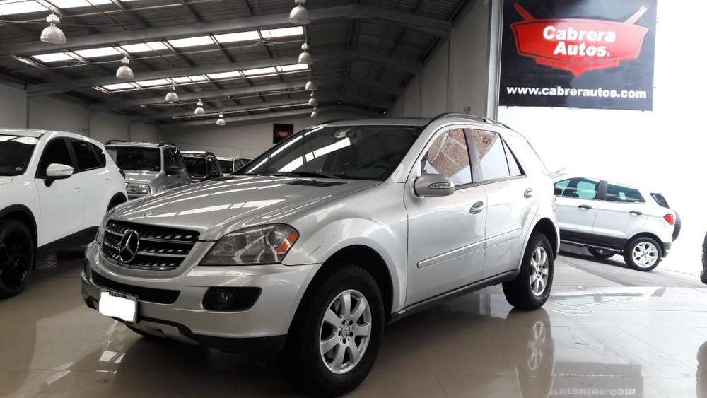 Mercedes-Benz ML 2006 - 88150 km