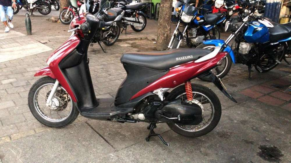 <strong>suzuki</strong> Step 125 Modelo 2009 No Soat