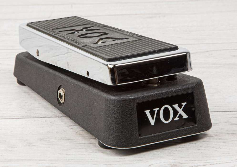 Pedal Vox Wah Wah V847