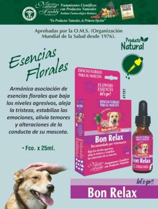Esencias Florales Veterinarias