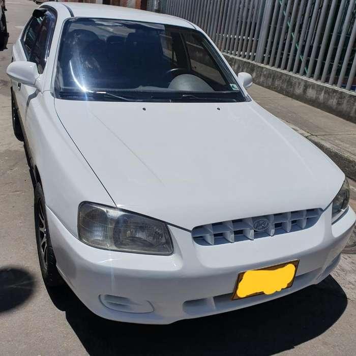 Hyundai Accent 2000 - 160000 km