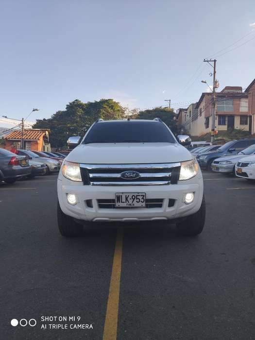 Ford Ranger 3.2 Limited Full Placa Blanc