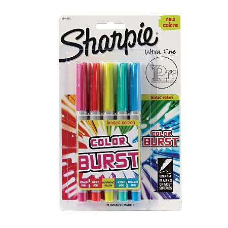 Micropunta perSharpie Color Burst
