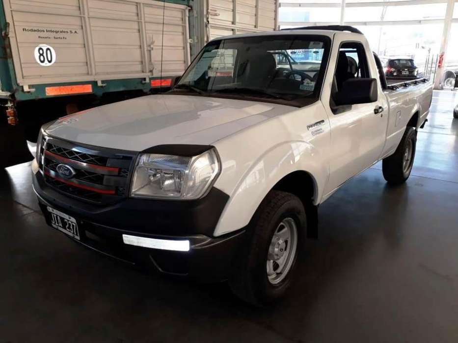 FORD RANGER CABINA SIMPLE 4X2 XL - 2010