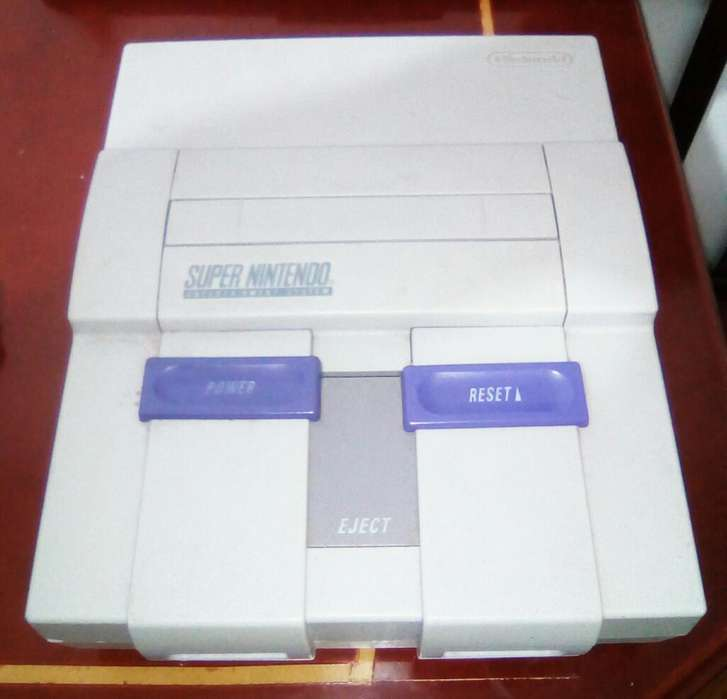 Super Nintendo Y Accesorios Originales