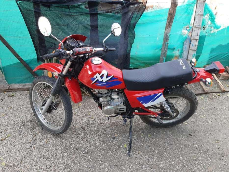 Honda Xl 125 Mod 03
