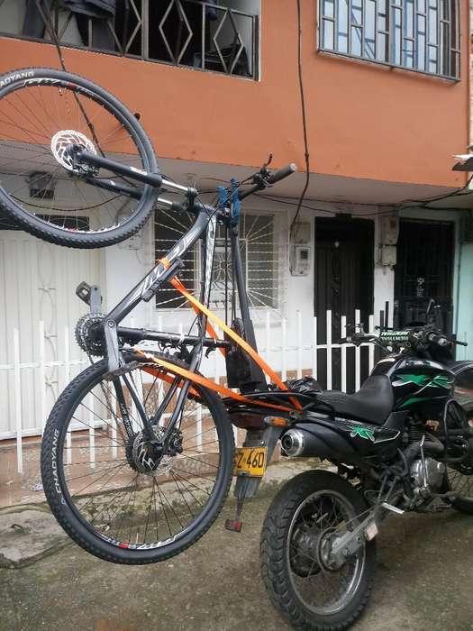 Soporte para Bicleta