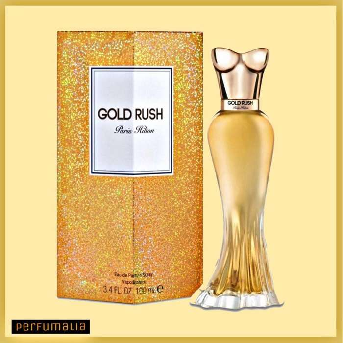 Perfume Gold Rush by Paris Hilton Eau de Parfum 100 ml