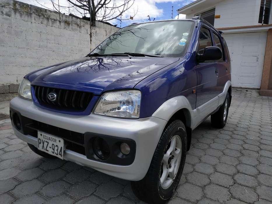 <strong>daihatsu</strong> Terios 2002 - 0 km