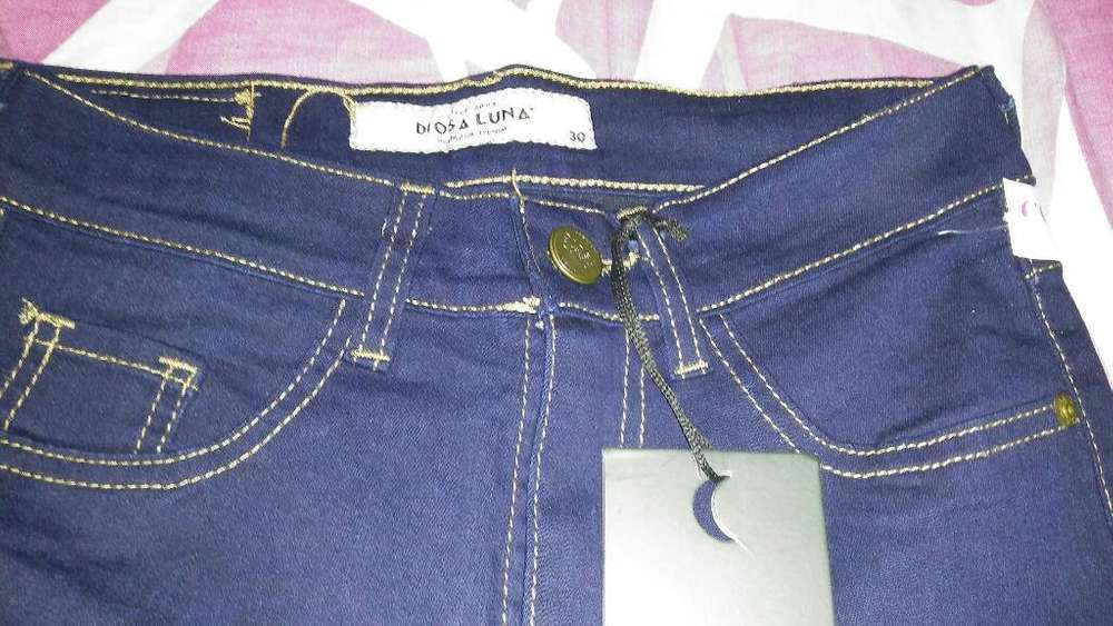 Jeans <strong>mujer</strong> Talle 30