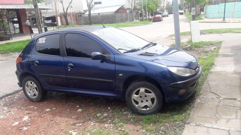 Peugeot 206 2005 - 246000 km