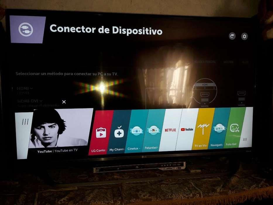 Smart Tv 4k Uhd Lg 49