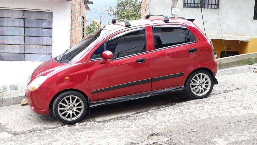 Chevrolet Spark 2011 - 122000 km